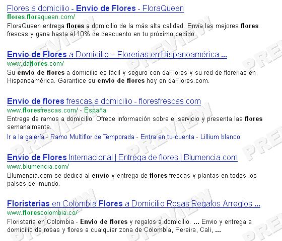 recherche multilingue google.es
