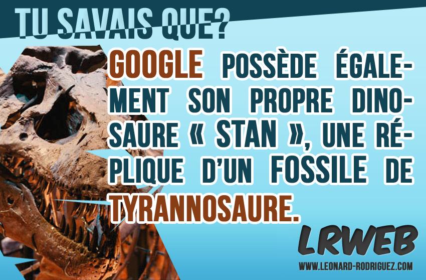 STAN, Le tyrannosaure de Google