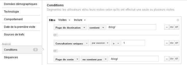 blog vers site