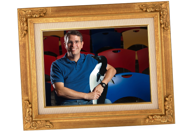 Matt Cutts et son Pingouin