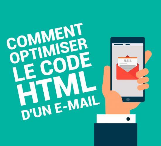 optimiser code html email