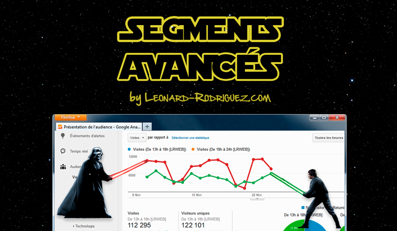 segments avances Google Analytics